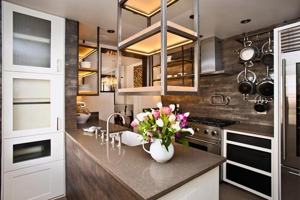 Кварцевые столешницы разработаны специально для кухонь