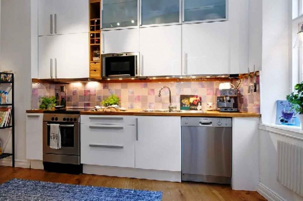 кухня скадинавский стиль-9