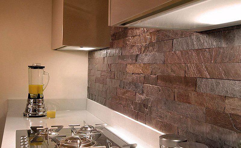 кухонный фартук из плитки-10