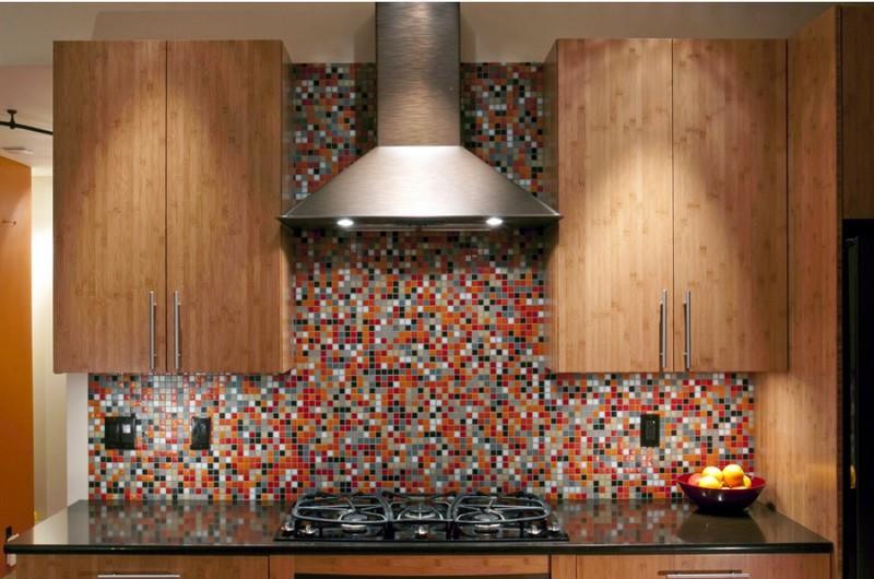 кухонный фартук из плитки-7