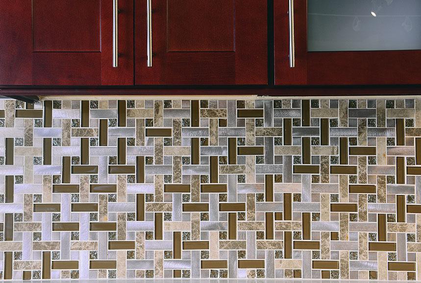 кухонный фартук из плитки-9