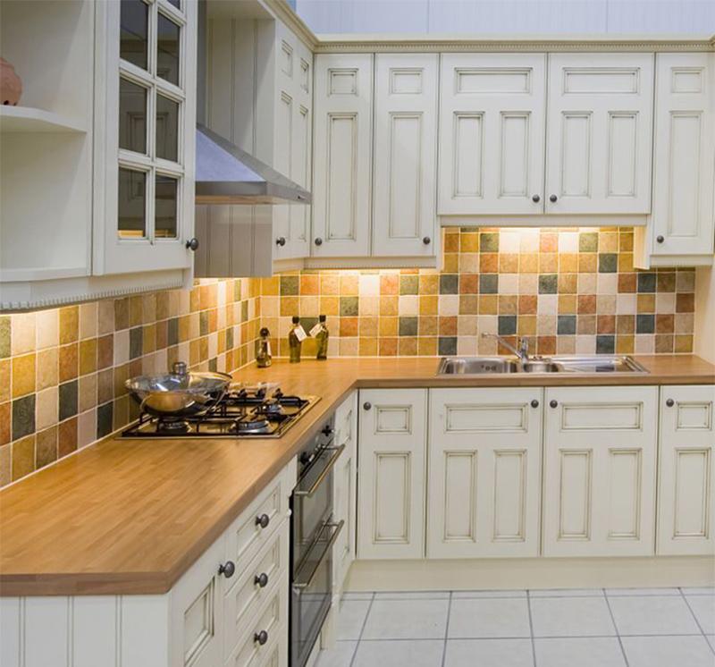 кухня  стиль прованс-7