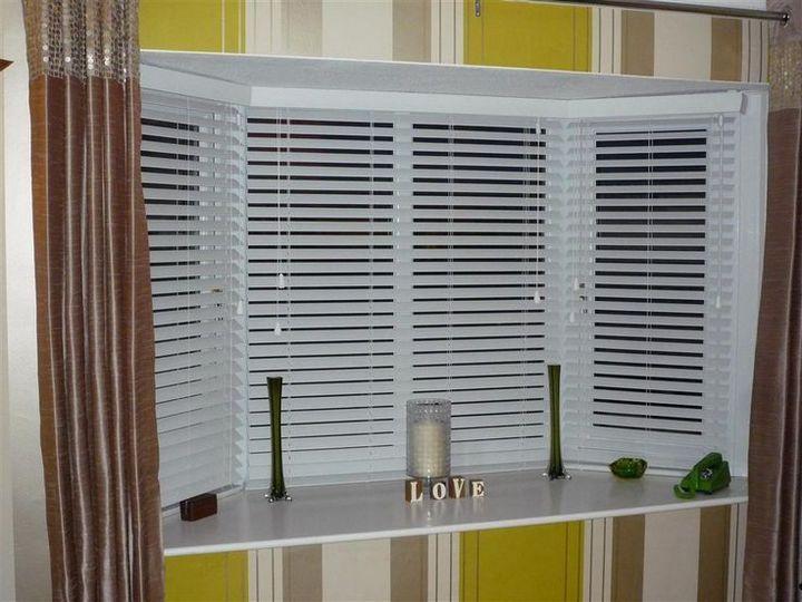 шторы для эркера на кухне-1