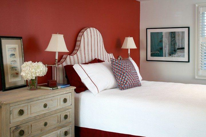 beach-style-спальня