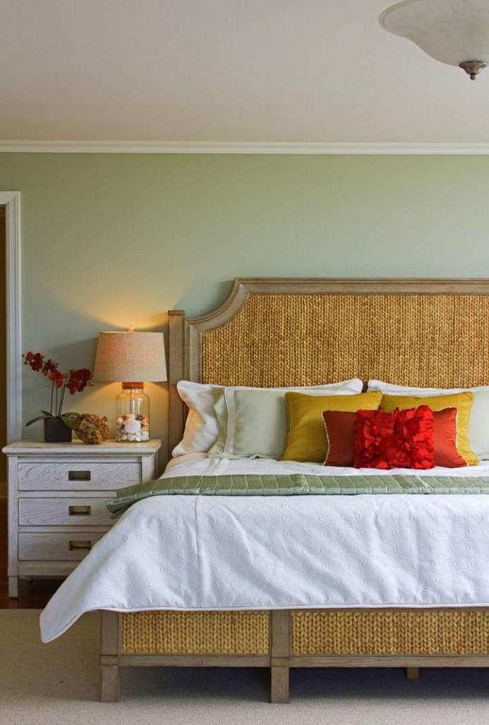 tropical-спальня