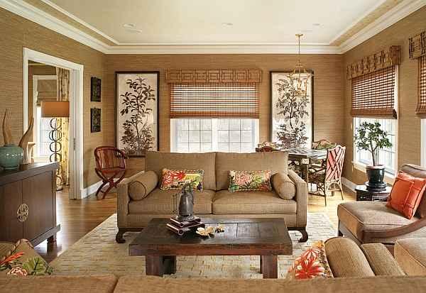 китайский стиль в домашнем интерьере