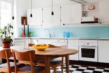 кухня белый цвет