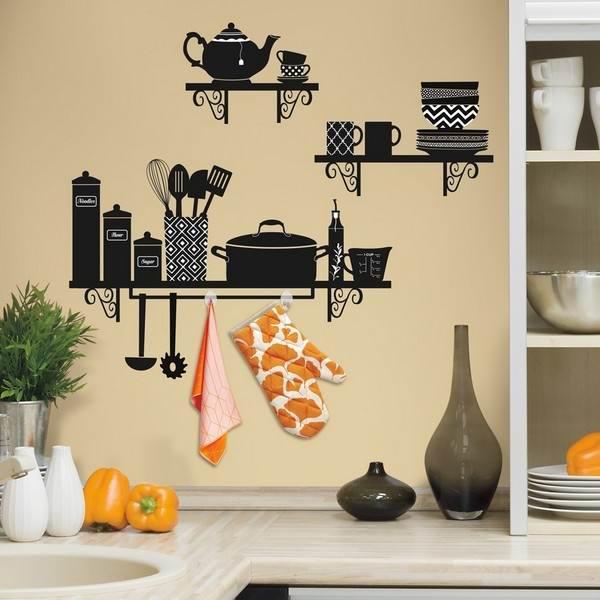 Декор кухни: идеи как преобразить кухню своими руками