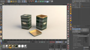 cinema 4d teabox
